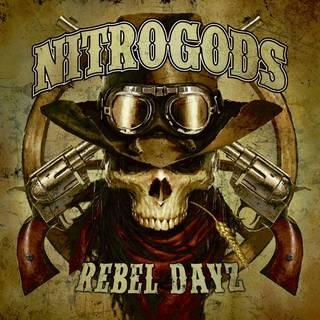 元PRIMAL FEARのHenny Wolter率いる独ハードロック・バンド4th NITROGODS『Rebel Dayz』