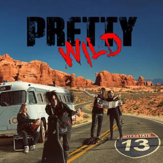 LAメタル風味のスウェーデン産メロハー日本デビュー作 PRETTY WILD『Interstate 13』