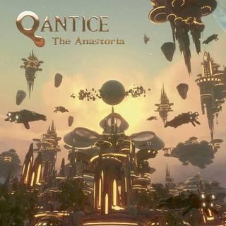 フランス産シンフォニックメタル3rd QANTICE『The Anastoria』
