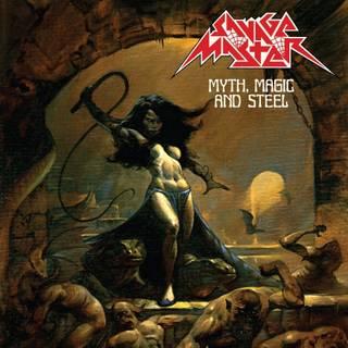 米ケンタッキー発ヘヴィ・メタル3rd SAVAGE MASTER『Myth, Magic And Steel』