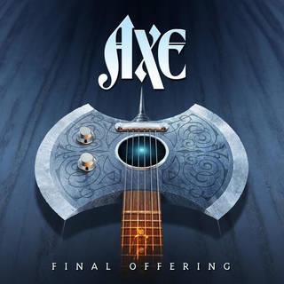 米フロリダのベテランハードロック7th AXE『Final Offering 』