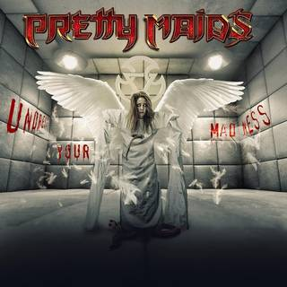 ベテラン北欧メタル16th PRETTY MAIDS『Undress Your Madness』