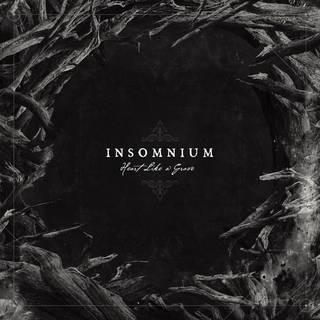 フィンランド産メロディック・デスメタル8th INSOMNIUM『Heart Like A Grave』