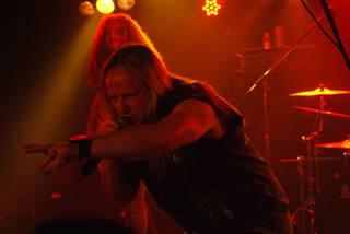 20年振りとなるTANKの来日公演『RE-IGNITION JAPAN TOUR 2019』7月14日ライブレポート