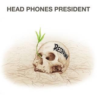 日本のヘヴィロック・バンド7th HEAD PHONES PRESIDENT『Respawn』