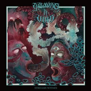 フィンランド産ドゥーム/デス・メタル1st YAWNING VOID『Streams Within』