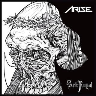 北の大地が育んだガールズ・メタル・バンド、デビュー作 ArkRoyal『Arise』