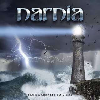 スウェーデン産様式美メタル3年ぶり8th&最新ライヴ盤の2枚組 NARNIA『From Darkness to Light』