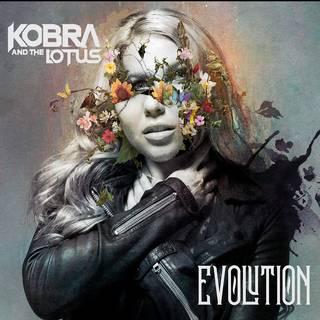 カルガリー産ヘヴィ・メタル6th KOBRA AND THE LOTUS『Evolution』