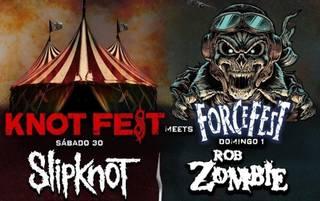 メキシコで開催されるKnotfestのラインナップ発表