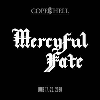 MERCYFUL FATEが2020年に復活、デンマークで行われる『Copenhell Festival』他に出演