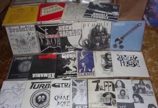レコード怪盤ゾーン Vol.1 『ものすごくクサイVIO-LENCEのレコード』