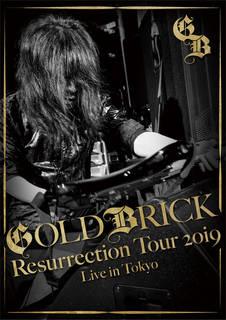 日本屈指のテクニックを誇るギタリスト、梶山 章率いるGOLDBRICKのライヴ作品『Akira Kajiyama 怒りのギター炸裂 伝説のライヴ 〜Resurrection Tour 2019〜』