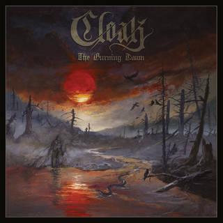 ジョージア州アトランタ発ブラッケンド・デスロック2nd CLOAK『The Burning Dawn』