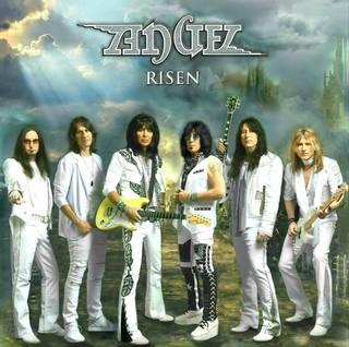 米グラム/ハードロック・バンド復活7th ANGEL『Risen』