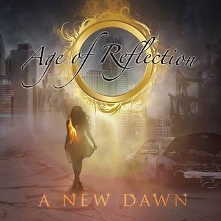 スウェーデン産メロディアス・ハード2nd AGE OF REFLECTION『A New Dawn』