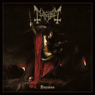シーン黎明期から活動を続けるノルウェーのブラック・メタル・バンド5年ぶり6th MAYHEM『Daemon』