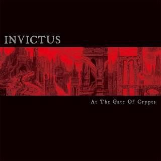 長野で活動する3ピースデスメタルバンドEP INVICTUS『At the Gate of Crypts』