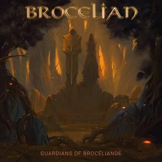独産女性Voシンフォニック・メタル2nd BROCELIAN『Guardians of Brocéliande』
