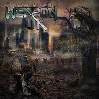 NWOBHM期から続く英国のヘヴィメタル・バンド2nd WEAPON UK『Ghosts Of War』