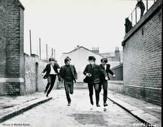 ビートルズ初主演映画『A Hard Day's Night』公開55周年を記念して10/28(月)東京と大阪のZeppにてライヴハウス上映決定