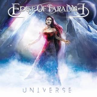 カリフォルニア州発ハードロック3rd EDGE OF PARADISE『Universe』