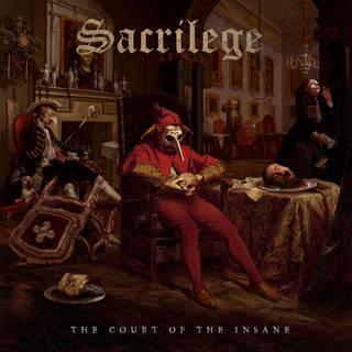 幻のN.W.O.B.H.M.バンド7th SACRILEGE『THE COURT OF THE INSANE』