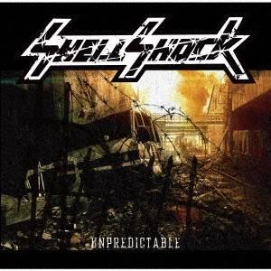 ジャパニーズ・スラッシュの重鎮 SHELLSHOCKの新作「UNPREDICTABLE」はスラッシュ・メタル・ファンのツボに訴える痛快作