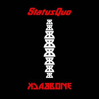 世界屈指のハードロック/ブギー・バンド33th STATUS QUO『Backbone』