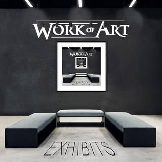 ストックホルム発AOR/メロディック・ロック4th WORK OF ART『Exhibits』