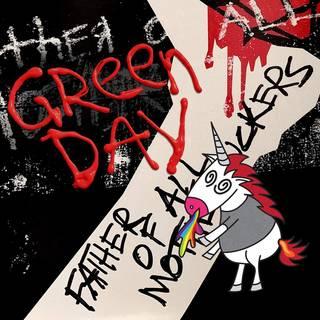 米パンク・ロック13th GREEN DAY『Father of All...』