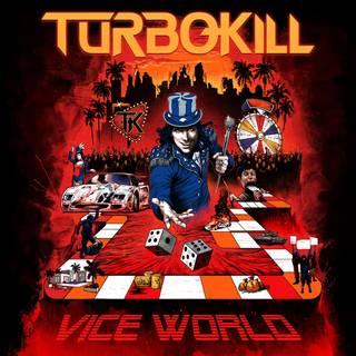 独産ヘヴィ・メタル新星デビュー・シングル TURBOKILL「End Of Days」