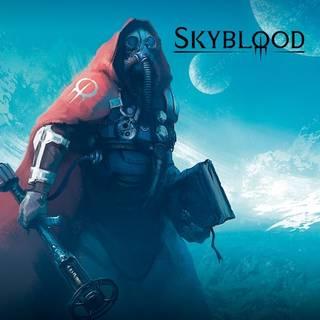 マッツ・レヴィンのソロ・プロジェクト SKYBLOOD『Skyblood』