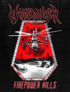 "USスラッシャー、WARBRINGERがニュー・シングル""Firepower Kills""をリリース"