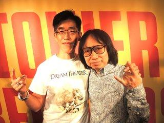 【速報】『政則十番勝負』千秋楽 岸博幸氏によるドリーム・シアター愛とメタル構造改革