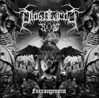 邪悪なアンダーグラウンド・ブラック/デス・メタル・シンフォニー Diabolical Raw『Estrangement』