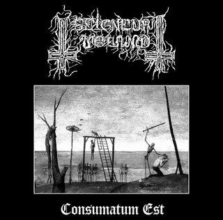 仏産プリミティヴ・ブラック・メタルの傑作コンピ再発 Seigneur Voland『Consumatum Est』