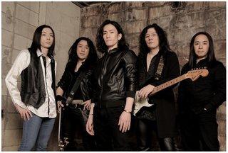 ギター・ヒーロー島 紀史率いるCONCERTO MOONが『METALLIZATION 1』に出演