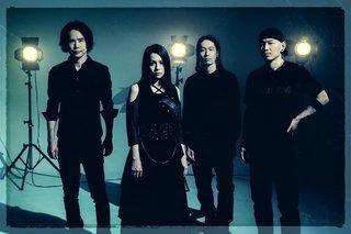 来年結成20周年を迎える日本を代表するラウド系女性ヴォーカル・バンド HEAD PHONES PRESIDENT が『METALLIZATION 1』に出演