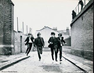 """10/28、ザ・ビートルズの映画『A Hard Day's Night*』Zepp上映にカメラマンの""""長谷部宏氏、""""ビートルズ研究家""""藤本国彦氏が登壇"""