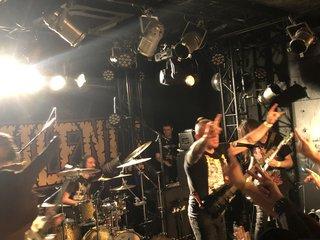 オランダのデスメタル・レジェンド、PESTILENCE初来日公演『ASAKUSA DEATHFEST 2019』初日@GOLD SOUND