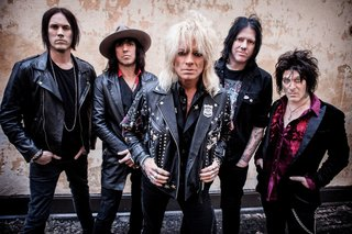 "MICHAEL MONROE 東京追加公演が決定 ""CHRISTMAS ONE MAN GANG SHOW"""
