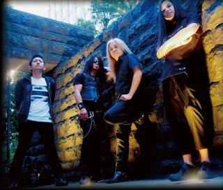 慟哭のエクストリーム・メタル戦士 VOLCANOが『METALLIZATION 1』に出演