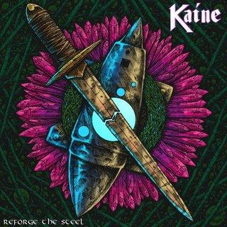 英コルチェスターのメタル・バンド4th KAINE『Reforge The Steel』
