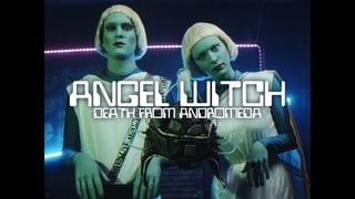"ANGEL WITCHが新作『ANGEL OF LIGHT』から""Death from Andromeda""MVを公開"