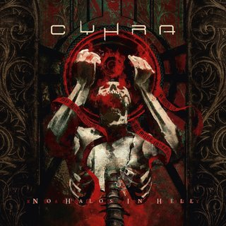 元アマランスのジェイク・E、元イン・フレイムスのイェスパー・ストロムブラードらによって結成されたメタル・バンド2nd CYHRA『No Halos In Hell』