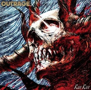OUTRAGEニュー・アルバム『Run Riot』4月15日に発売延期