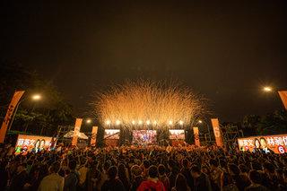 5万人が集結!CHTHONIC 「TAIWAN VICTORY (台湾大凱旋)」現地レポート!