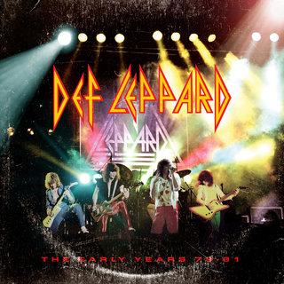 DEF LEPPARDが「ON THROUGH THE NIGHT」リリース40周年を記念して未発表音源を含む5枚組ボックス・セットを3月20日にリリース