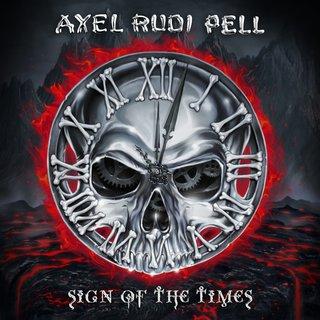 デビューから31年 AXEL RUDI PELLが18枚目となる新譜『Sign Of The Times』を4月に発売!
